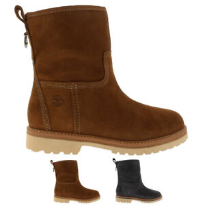 Ladies Timberland Chamonix Valley Waterproof Casual Mid Calf Boots All Sizes