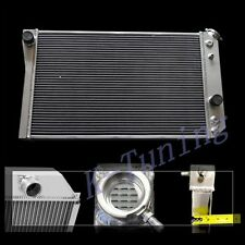 3 ROWS FIT 82-02 S10 LS Extended Cab Pickup ZR2 Base V8 ALUMINUM RADIATOR