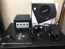 GameCube console black Japan NTSC-J Nintendo boxed set