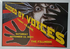 Guided By Voices Original Bill Graham Fillmore Poster F639 Tommy Keane