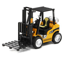 1/24 Scale Forklift Lift Truck Construction Vehicle Diecast Model Kids Toy Gift