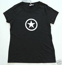Camisetas de mujer de color principal negro talla L