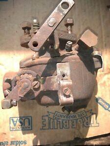 Lincoln SA-200 Carburetor