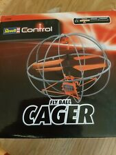 Revell Control 23988 Ferngesteuerter Helicopter Cager neuwertig- funktioniert!!!