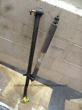 Nissan Patrol GR Y61 2.8 97-05 RD28 steering rod link bar drag + steering damper