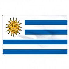Uruguay Nylon Flag 4'x6'