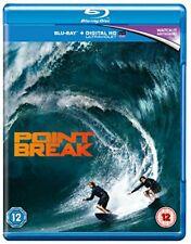 Point Break [Blu-ray] [2016] [Region A and B and C] [DVD][Region 2]