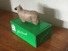 John Beswick  Wensleydale Rare Breads Sheep