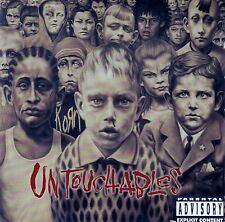 "KORN (""KOЯN"") : UNTOUCHABLES / CD (EPIC/IMMORTAL 501770 9)"