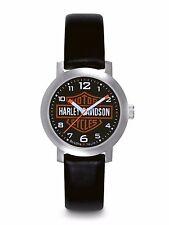 Bulova Harley Davidson 76L10 Wrist Watch for Women