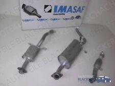IMASAF Auspuff Set Hyundai/Mitsubishi Galloper 2.5 TD 5-Türer VSD+MSD+ESD B98-04