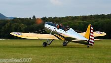 """Model Airplane Plans (UC): RYAN PT-22 by Frank Beatty 36"""" .23-.25 + MAN article"""