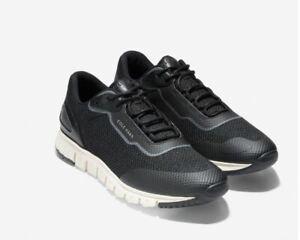 Cole Haan Grandsport Flex Sneakers Shoes Men's Black US Size 10.5 Brand New