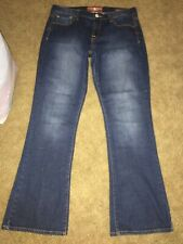 LUCKY SZ 6 / 28 Ankle Sofia Boot Jeans Vguc Womens Stretch