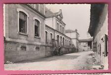 71 - SAINT MARTIN BELLE ROCHE - Groupe Scolaire et Mairie