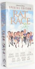 New listing Rat Race Vhs 2001 Cross Country Cash Chase Comedy Rowen Atkinson Whoopi Goldberg
