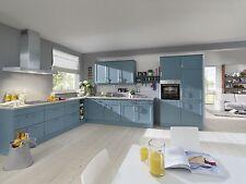 Küche Blau Grau küche blau in sonstige komplett küchen günstig kaufen ebay