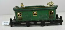(Lot #448) O Gauge American Flyer Model Train Boxcab Locomotive Shell 3107 Parts