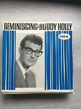 Buddy Holly-Reminiscing Vinyl Album