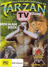 THE NEW ADVENTURES OF TARZAN Vol. 3 DVD Region Free - New - PAL