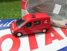 Citroen Jumpy 2178 Ambulance Pompier Solido Made in France