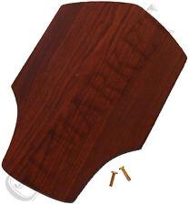 Wandhalterung aus Holz für 1 Schwert - Schwerthalterung - Schwert Wandhalterung