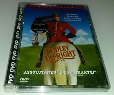 DUDLEY DO-RIGHT   DVD SUPER JEWEL BOX SIGILLATO