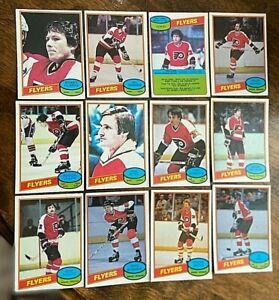 1980-81 O-Pee-Chee PHILADELPHIA FLYERS 20 CARD TEAM  SET/LOT