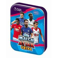 Match Attax Extra 2017/18 Trading Card Mini Tin