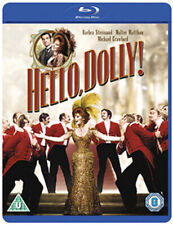 Hello Dolly Blu-ray 1969 DVD Region 2