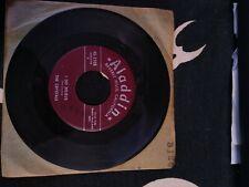 "The Crystals ""I Love My Baby/I Do Believe"" 1957 Aladdin Rhythm& Blues, Doo Wop"