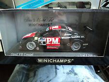 Minichamps 1/43 Opel V8 Coupe DTM 2001 #4 T. Scheider