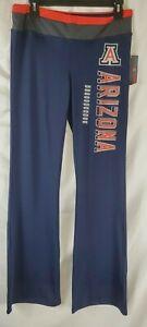 Arizona Wildcats Women's Large Blue Yoga Lounge Printed Pants NCAA New with Tags