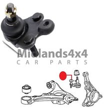 For HONDA CIVIC 1.3 HYBRID 1.8 FRONT LOWER LEFT WISHBONE CONTROL ARM BALL JOINT