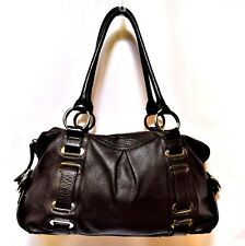 OROTON Alexis Barrel Leather Shoulder Bag large Handbag Overnight NWOT! rrp$595