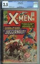 X-Men #12 CGC 2.5 1st App Juggernaut Origin
