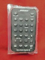New Bose Wave Music System IV Remote Control. Genuine Bose. 1 Year Warranty.