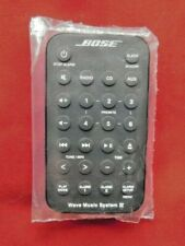 New Bose Wave Music System IV Remote Control & Battery. Genuine. 1 Yr Warranty.