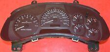 Oldsmobile Bravada 02' OEM Speedometer Gauges Instrument Cluster 15181249