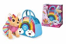 SIMBA 105893438 - ChiChi Love Rainbow - Chihuahua Plüschhund Kuscheltier