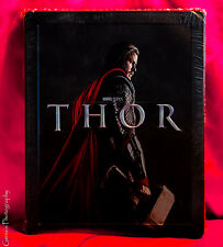 Thor 3D + 2D Limited Edition Collector's Steelbook, Blu-Ray German Import New
