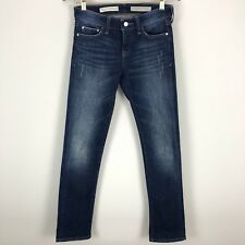 Pilcro and the Letterpress Anthropologie Parallel Distressed Jeans - Size 26