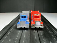 Two Tyco Us1 Ho Slot car Dump Trucks