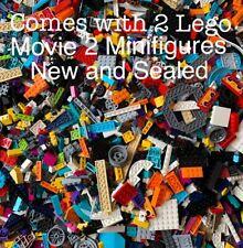 1KG  New LEGO Bundle - Assortment of Bricks, Parts & Pieces