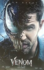 Venom Advance (Experience it in Imax) Movie Poster Double Sided 27x40 Orig