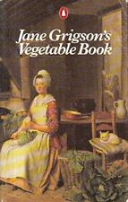 Jane Grigson's Vegetable Book; with a New Introduc... by Grigson, Jane Paperback