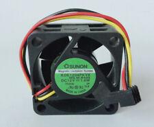 CISCO 2950-24 Fan SUNON KDE1204PKVX 12V 1.6W 3pin Cooler Cooling Fan 40*40*20mm