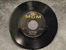 "45 RPM 7"" Record Joni James Be My Love & Tall A Tree MGM Records K12948 EXC"
