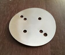 Vintage Ludwig Clip Mount Bracket Backing Plate Part - LARGE - Made in USA