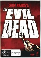 The Evil Dead * NEW DVD * Sam Raimi Betsy Baker Bruce Campbell Ellen Sandweiss